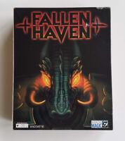 Fallen Haven PC CD ROM 1997 Interactive Magic Retail Box and Manual