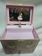 Enchantmints Jewelry Music Box Ballerina Swan Lake
