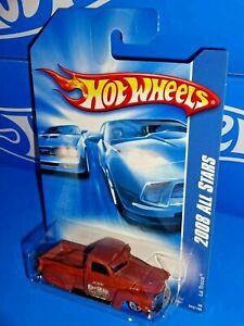 Hot Wheels 2008 All Stars #42 La Troca Flat Brown w/ 5SPs