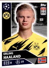 Topps Champions League 2020/21 Sticker DOR18 - Erling Haaland