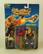 Tyco Cadillacs And Dinosaurs Hammer Terhune Lead Evil Poacher MOC