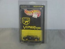 Hotwheels Viper Rt/10 Mint In The Package 1997 Issue Hotwheels Vintage Collector