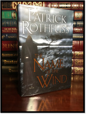 The Name of the Wind ✎SIGNED✎ by PATRICK ROTHFUSS New Hardback Kingkiller Book 1