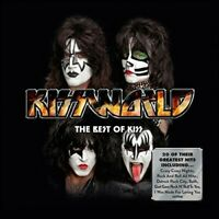Kiss - Kissworld: The Best Of Kiss [New CD]