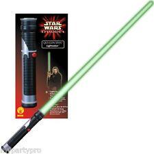 Star Wars Lightsaber Jedi Knight Light up Light Saber Costume Accessory Prop Toy