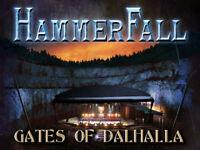 Gates of Dalhalla HAMMERFALL 2 cd set