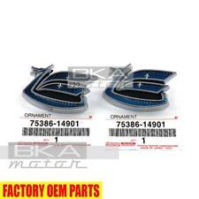 Toyota Celica 71-77 Rear Quarter Panel Blue Dragon Emblem Set Of 2 75386-14901