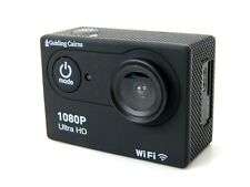 1080p, 12MP Ultra HD Sports Action Camera Wifi 30M Waterproof,dash cam + extras
