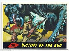 1994 Topps MARS ATTACKS Base Card # 38 Victims Of The Bug