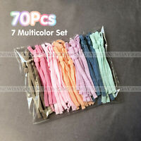 7color Mix Set - Elastic Band Cord with Adjustable Buckle - For Mask Sewing