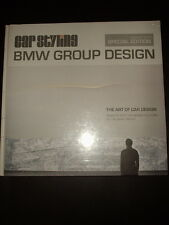 Car Styling BMW Group design 2007