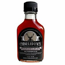 Handmade Midnight Stag Aftershave Splash to Sooth & Heal Skin by Chiseled Face