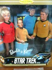 Vintage Barbie and Ken Star trek 30th Anniversary collector edition