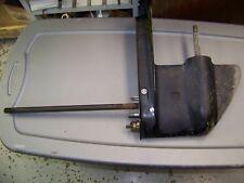 GOOD USED FRESHWATER MERCURY OUTBOARD 1966 35 HP LOWER UNIT SHORT SHAFT