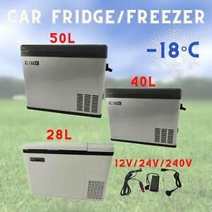 Neutek Portable Fridge Freezer Cooler Camping 12v/240v For Caravan Car 4WD Truck