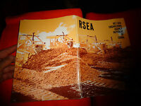 RSEA RET SER Engineering Agency Republica of China Chine 1982 Travaux Publics