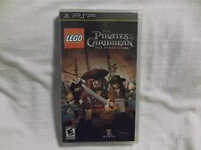 LEGO Pirates of the Caribbean: The Video Game (Sony PSP, 2011)