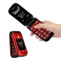 Elderly Man Mobile Cell Phone GSM Unlocked Dual SIM Big Volume Big Fonts MP3 HY