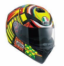 AGV K3 SV Rossi Elements Replica Motorcycle Helmet 24210960 Large 60cm