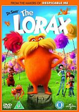 Dr Seuss' The Lorax [DVD] [2012]  Brand new and sealed