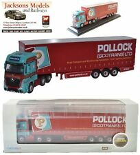 Mercedes-Benz Diecast Trucks