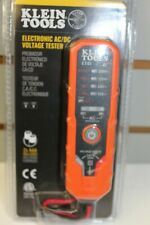 Klein Tools Electronic AC/DC Voltage Tester 12 to 240V AC, 1.5 to 24V DC ET40