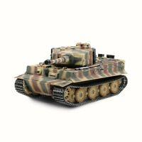 RC Panzer Tiger 1 mit Metallketten, Metallunterwanne Späte Version BB Torro 1:16