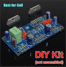TDA7293 x2pcs Dual Parallel 170W Mono Audio Power Amplifier AMP Board Diy Kits