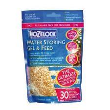 NEW Hozelock 250 ml Water Retaining Gel and Feed 2021