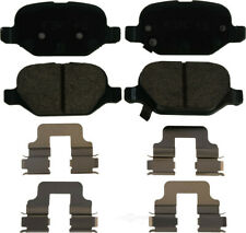 Disc Brake Pad Set-Posi 1 Tech Ceramic Rear Autopart Intl fits 12-18 Fiat 500