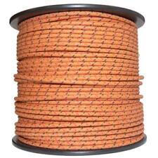 1m Algodón Trenzado Eléctrico Del Automóvil Cable calibre 18 Brown & Negro Rojo