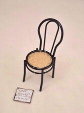 Chair - Metal Cafe Chair w/Cane 1.805/5 miniature dollhouse 1/12 scale Reutter
