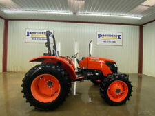 2008 Kubota M5040d Tractor With Orops 8 Speed 4x4