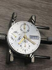 3LZF2  Automatic CHRONO Replacement CLONE für ETA 7750 New Movement Watch