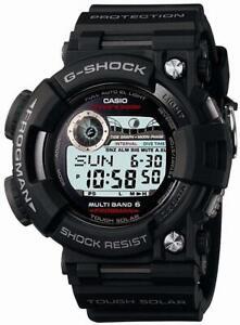 CASIO G-SHOCK FROGMAN GWF-1000-1JF Multiband 6 Men's Watch New in Box !