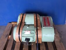 RELIANCE REEVES MOTODRIVE GEAR MOTOR 215TC FRAME P21G3889A 3PH 230/460V 1750RPM