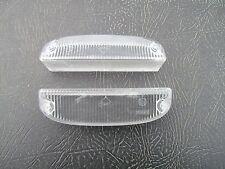 Lens signal lamp white Kadett C, GTE ,AERO, 1 paar Weiße SWF  Manta A