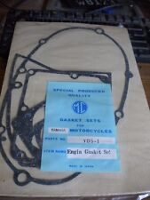 NOS MC Yamaha YDS-1 YDS1 Complete Engine Motor Gasket Kit Set