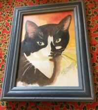 Watercolour Painting Of Pippa By Diane Patterson Stringer