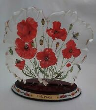 More details for limited edition rbli royal british legion flanders fields daisies & poppies