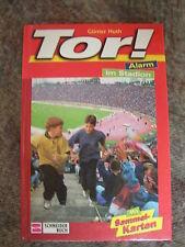 Tor! Alarm im Stadion (Bd. 6) - Günter Huth, Schneider Buch