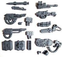Warhammer 40k Astra Militarum Imperial Guard Sentinel weapons Multi listing