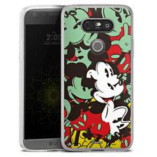 LG G5 Silikon Hülle Case - Mickey Muse