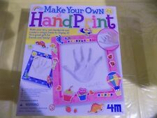 Make Your Own Hand Print Kit