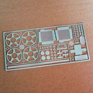 Tremonia Transkit Detail Upgrade Set III for Ferrari F40 by Bburago 1/18
