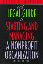 A Legal Guide to Starting and Managing a Nonprofit