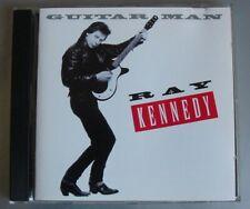 RAY KENNEDY (CD)  GUITAR MAN