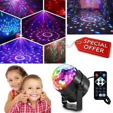 Calming Autism LED Light Sensory Toys Projector Multicolour Ball Lamp USB HQ