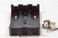 Brimstone Triple 18650 Battery Sled Holder for Parallel Build