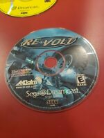 Re-Volt for Sega Dreamcast disc only. Tested. Ships free fast.